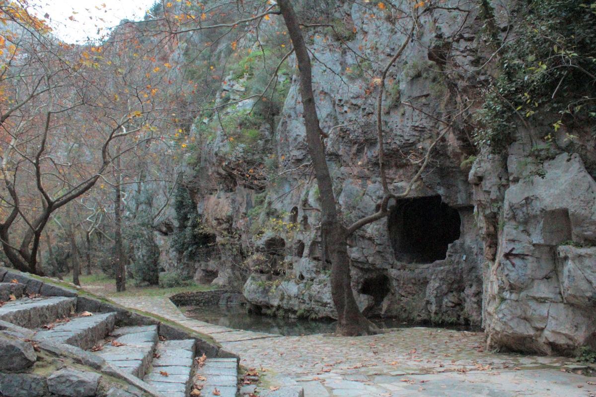 Trofonios Cave - Oracle Zeus (39)