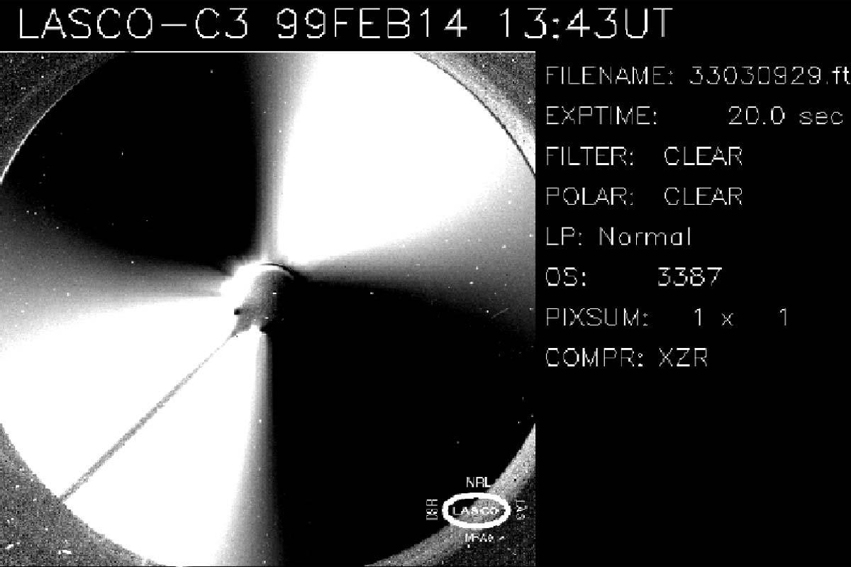ORCA NASA SOHO 10