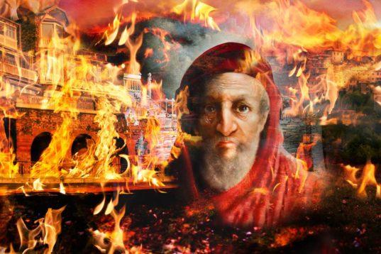 Ο Παύλος Έκαψε την Ρώμη