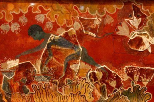 Αναληθής η σφαγή των Κρητών το 961
