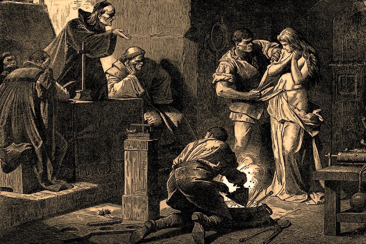 Malleus Maleficarum wallpurgism 3