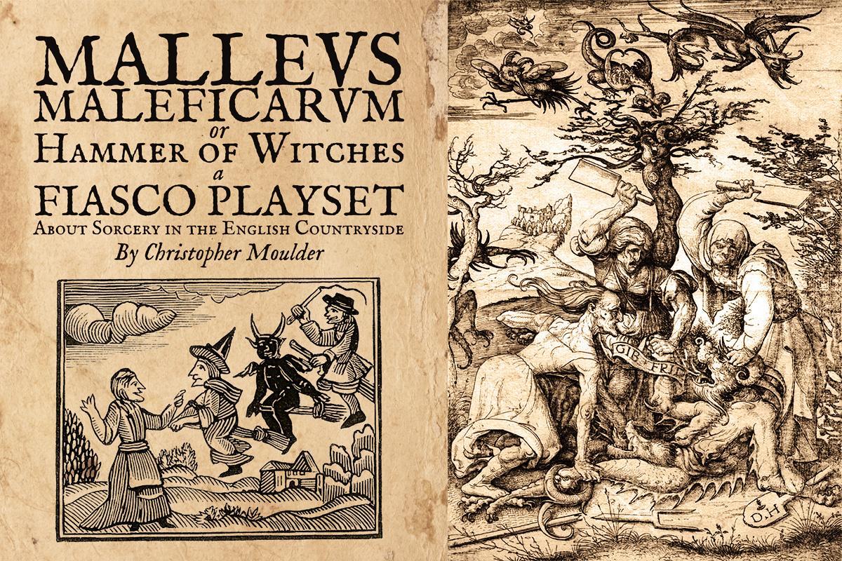 Malleus Maleficarum wallpurgism