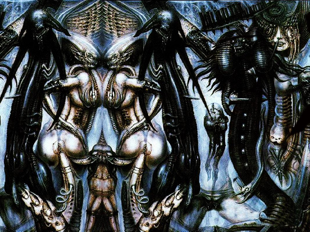 alien by H. R. Giger (11)
