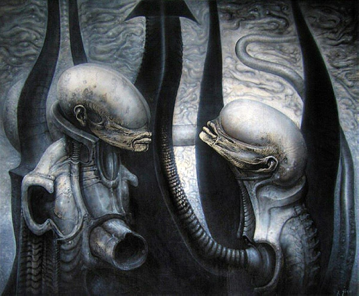 alien by H. R. Giger (13)