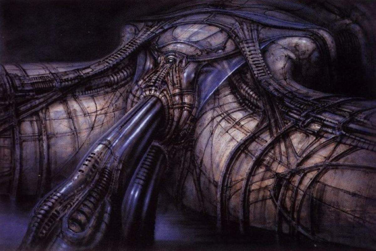 alien by H. R. Giger (17)
