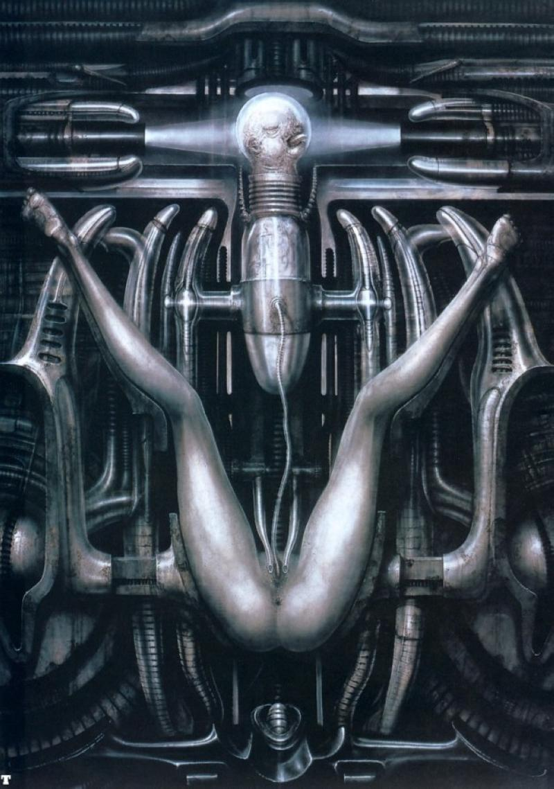 alien by H. R. Giger (19)