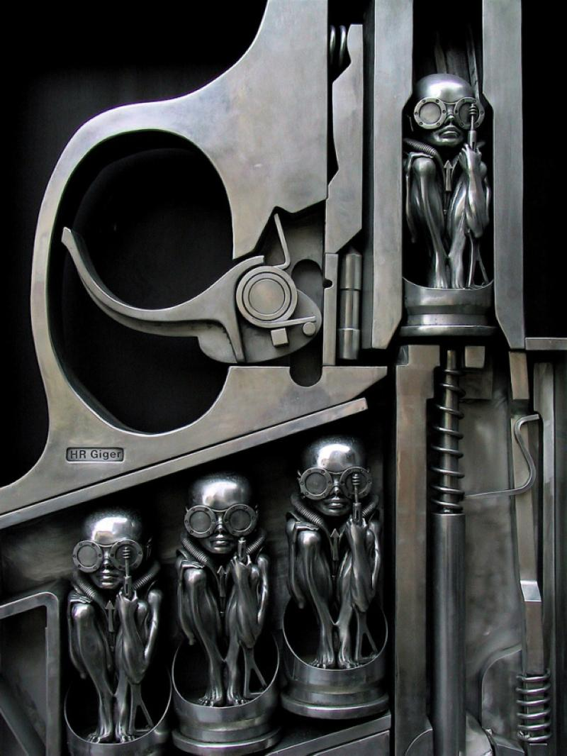 alien by H. R. Giger (20)