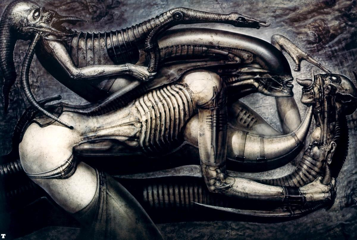 alien by H. R. Giger (22)