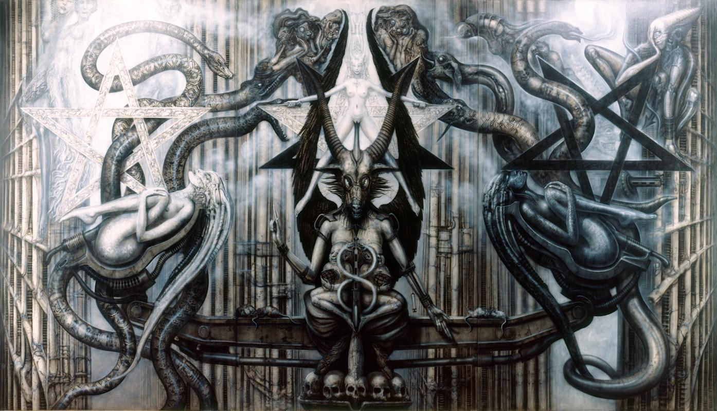 alien by H. R. Giger (23)