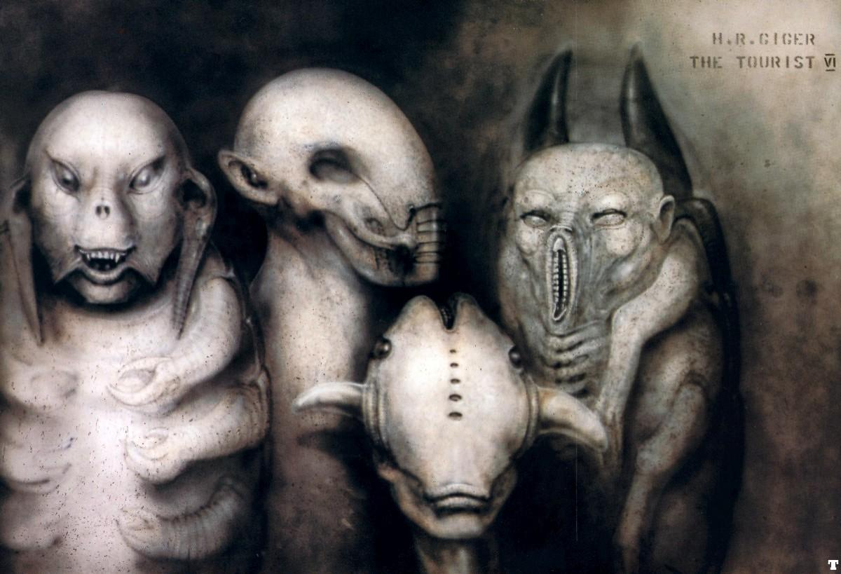 alien by H. R. Giger (25)
