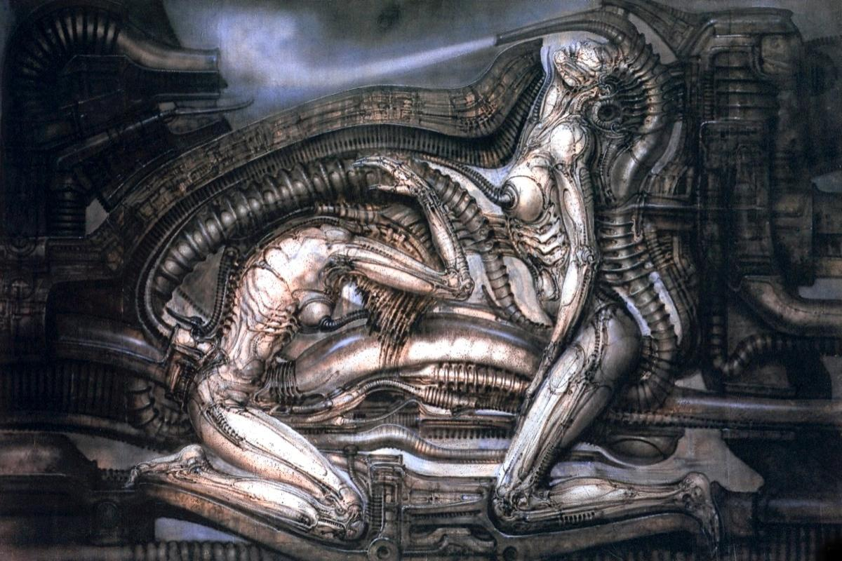 alien by H. R. Giger (29)