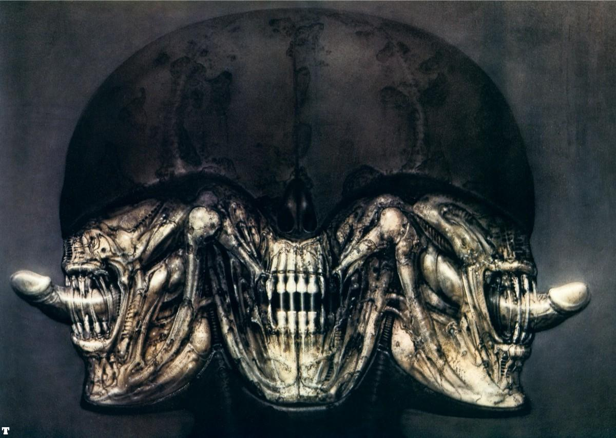 alien by H. R. Giger (32)