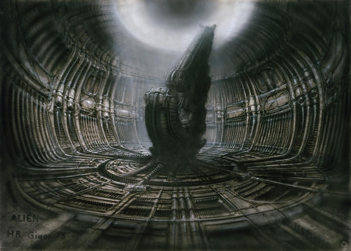 alien by H. R. Giger (37)