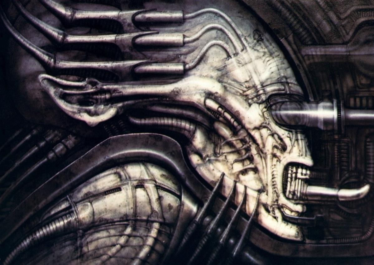 alien by H. R. Giger (38)