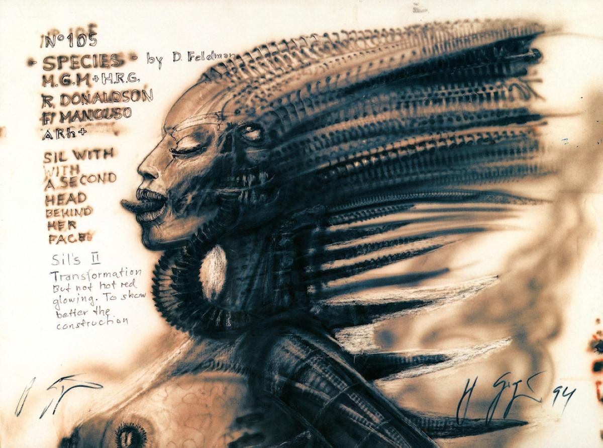 alien by H. R. Giger (42)