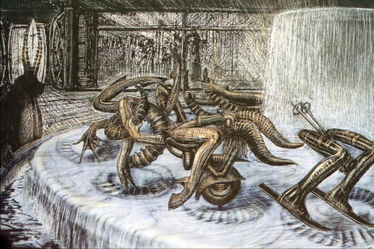alien by H. R. Giger (46)