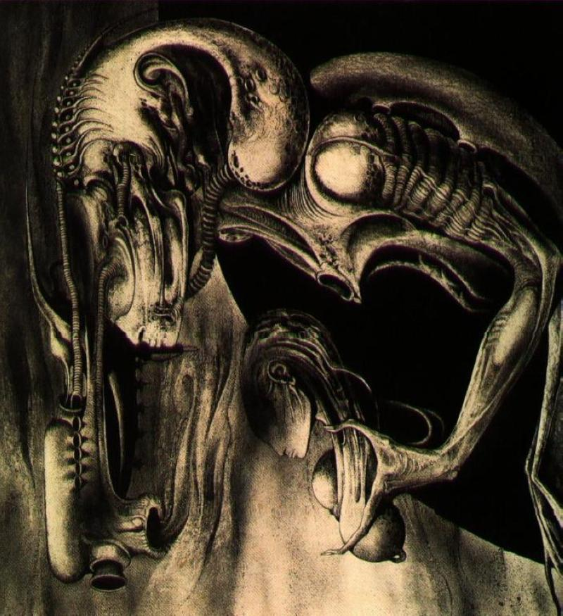alien by H. R. Giger (48)