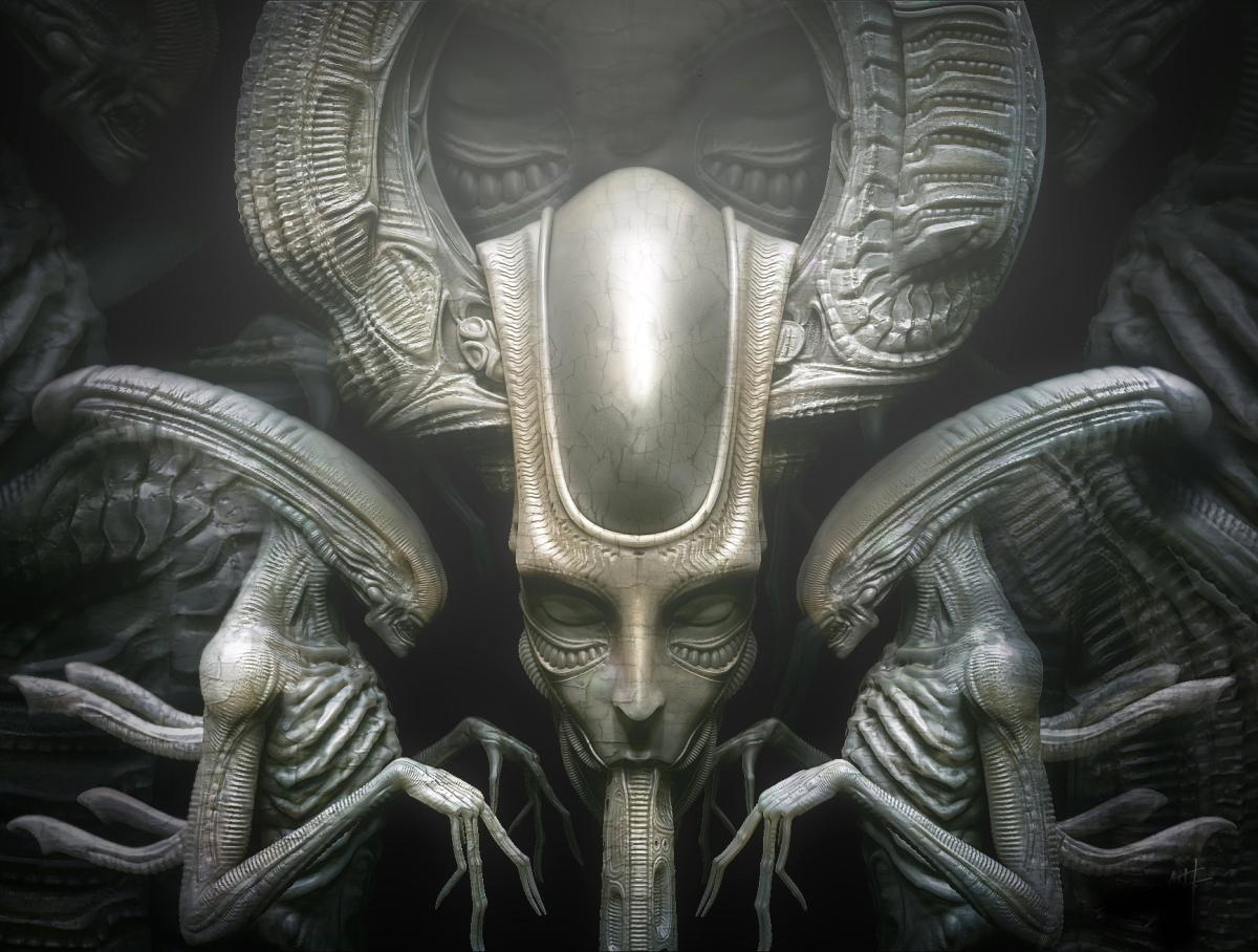 alien by H. R. Giger (53)