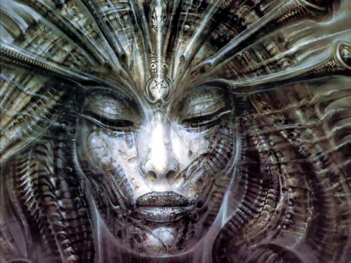 alien by H. R. Giger (7)