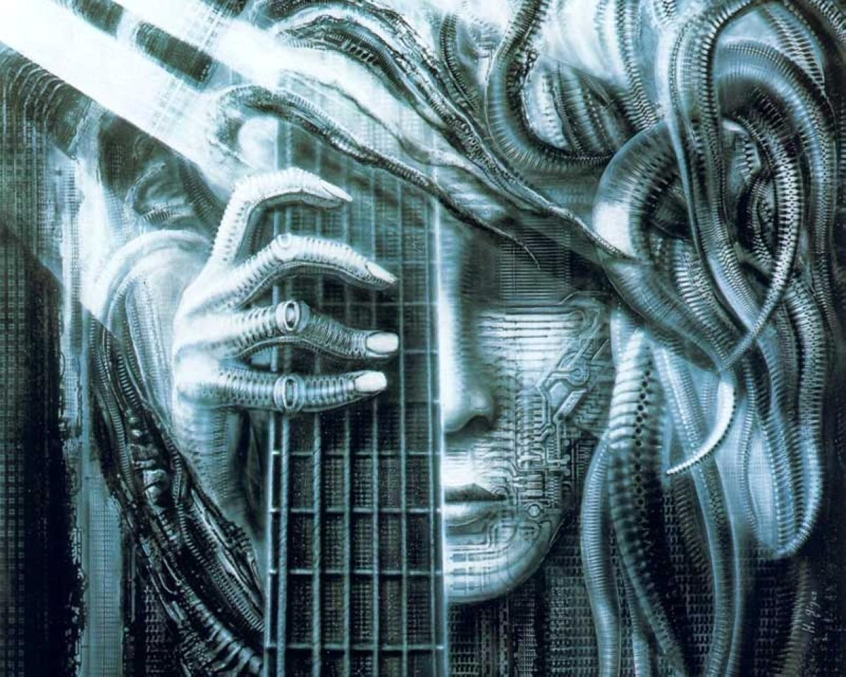alien by H. R. Giger (8)