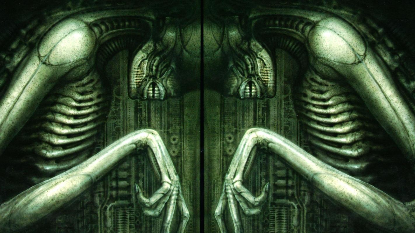 alien by H. R. Giger (9)