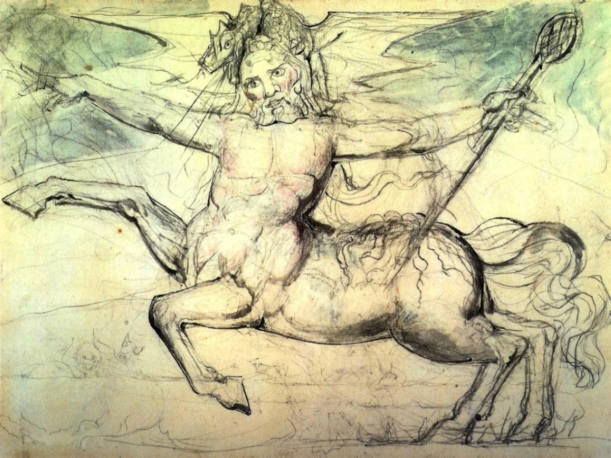 blake_hell_centaur_cacus
