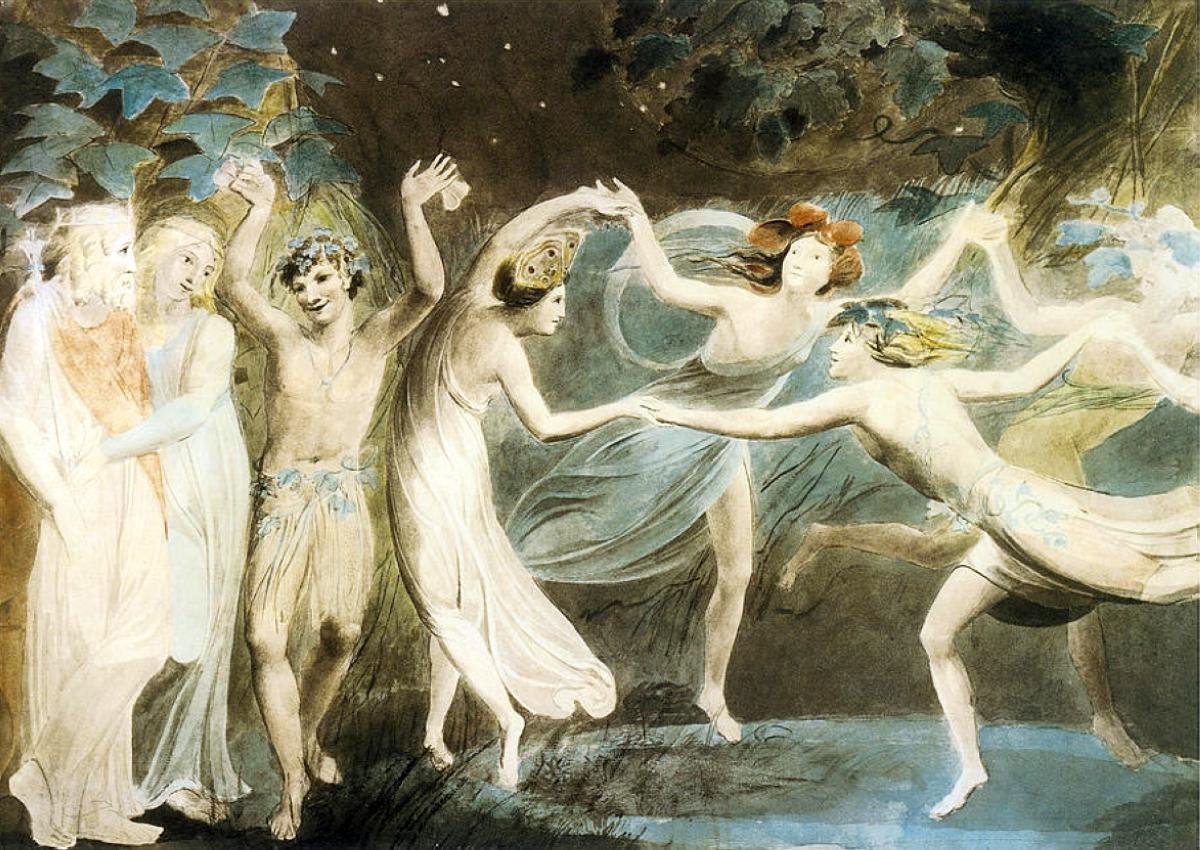 oberon-titania-and-puck-with-fairies-dancing-william-blake