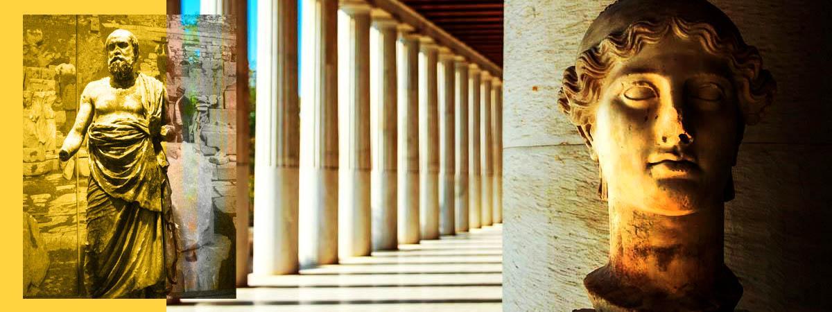 Σωκράτης & Πλάτωνας: η Ουτοπία