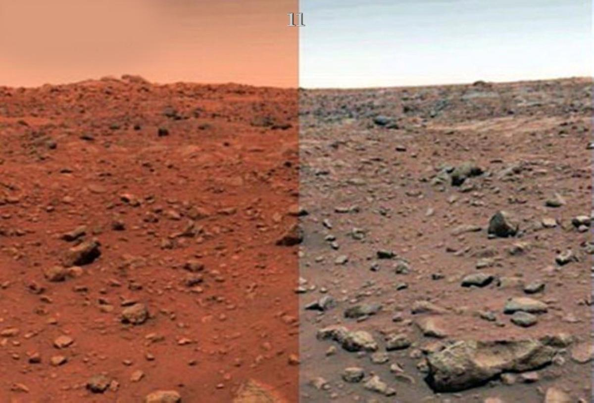 TRUE COLOR OF MARS (2)