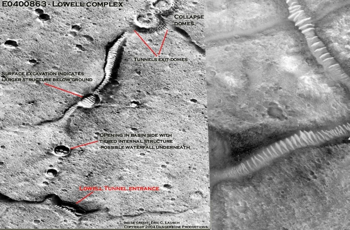 Tunnel on Mars 1