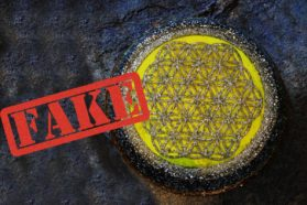 Fake Orgonites & Flower of Life