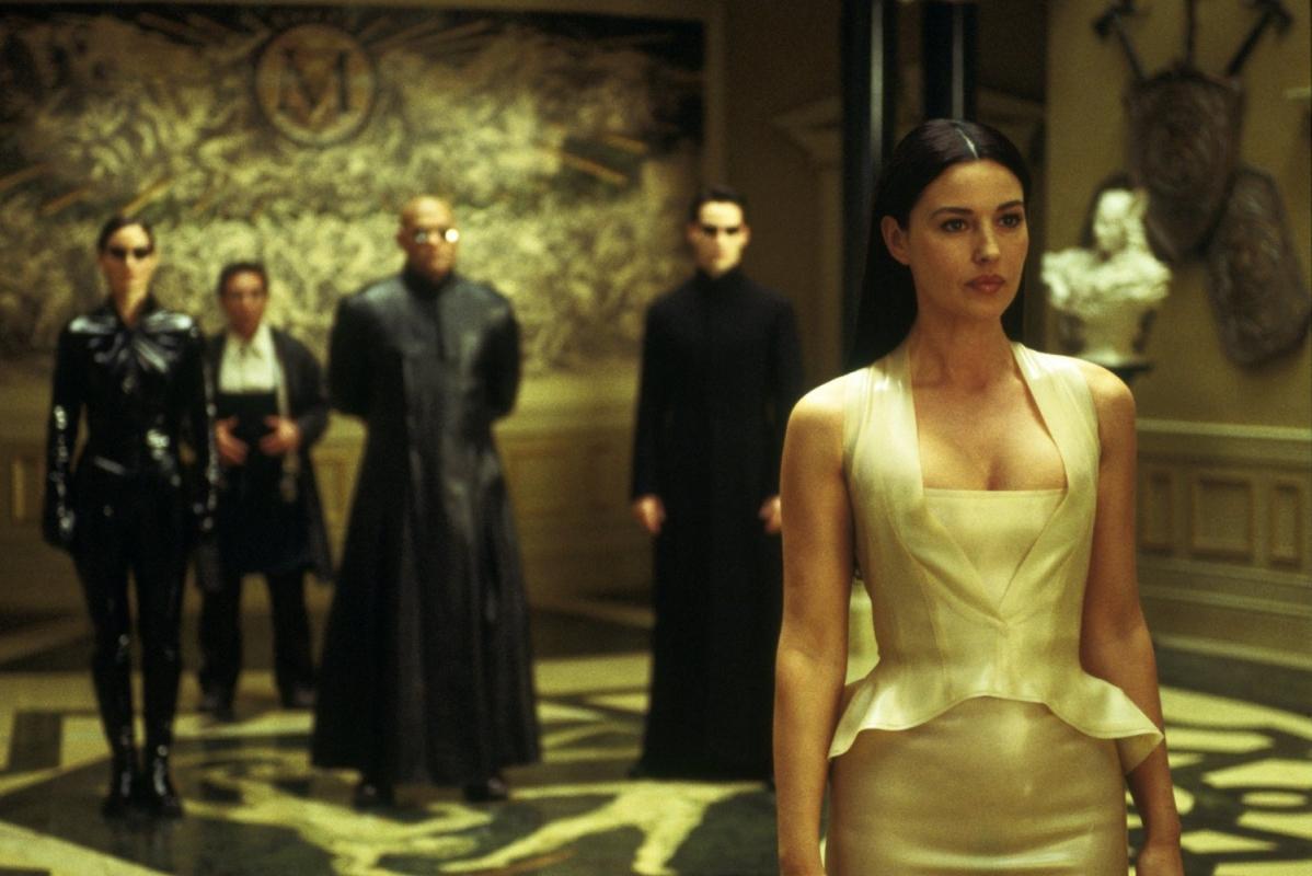the matrix w