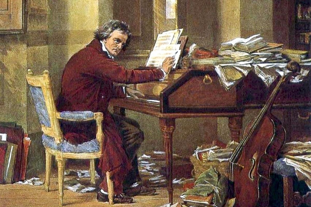 Beethoven_at_piano_by_Schloesser 1