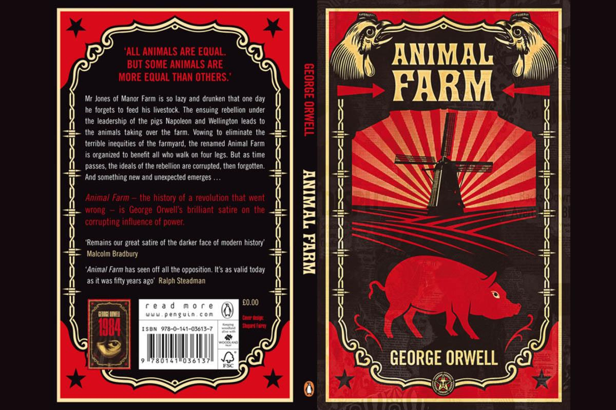 George Orwell - The Animal Farm (9)