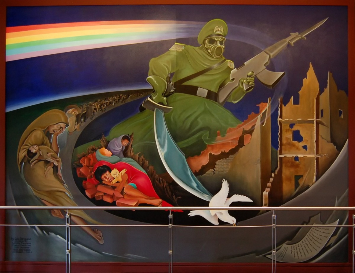 Denver-Airport-Paintings