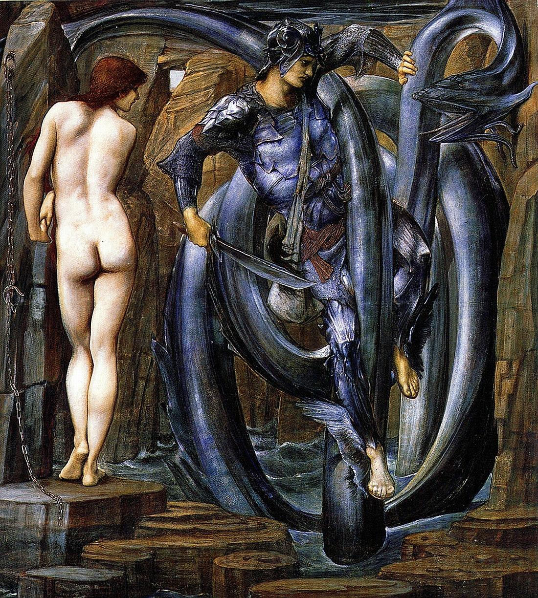 Gemälde von Edward Burne-Jones