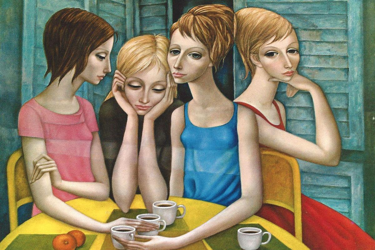 margaret keane _ eq +