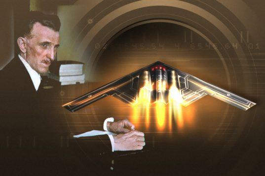Tesla vs Nazis -Το Πέπλο Της Αορατότητας