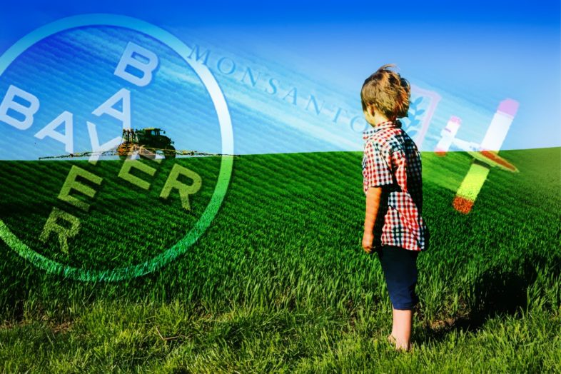 Monsanto και Bayer μας Δολοφονούν