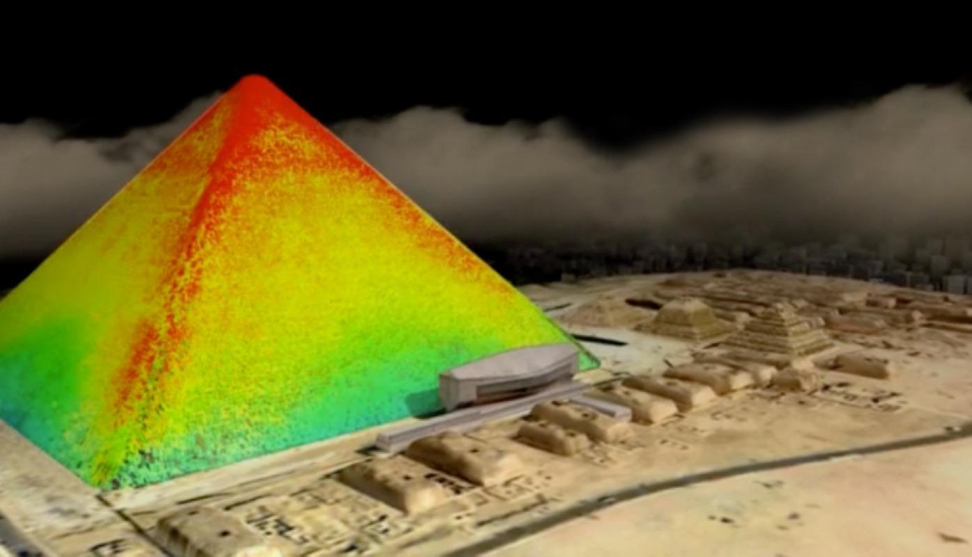 VASTOU pyramide W