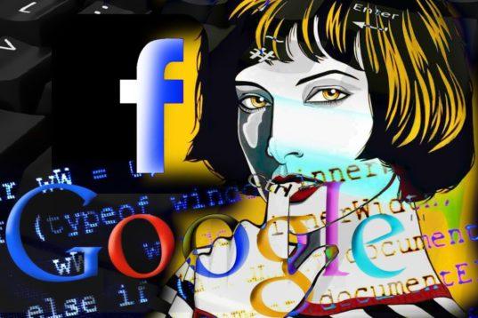 Ανάμεσα σε Google & Facebook