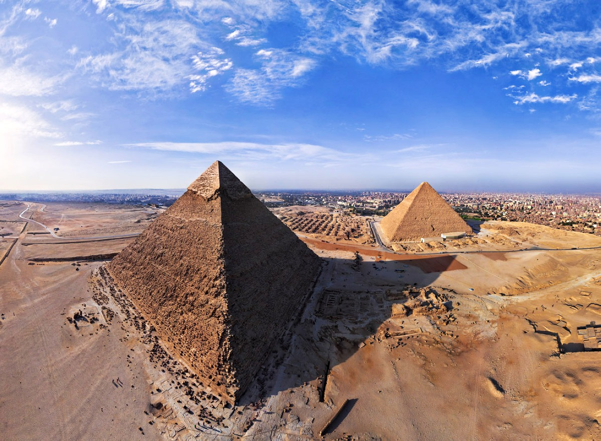 pyramide aigypt