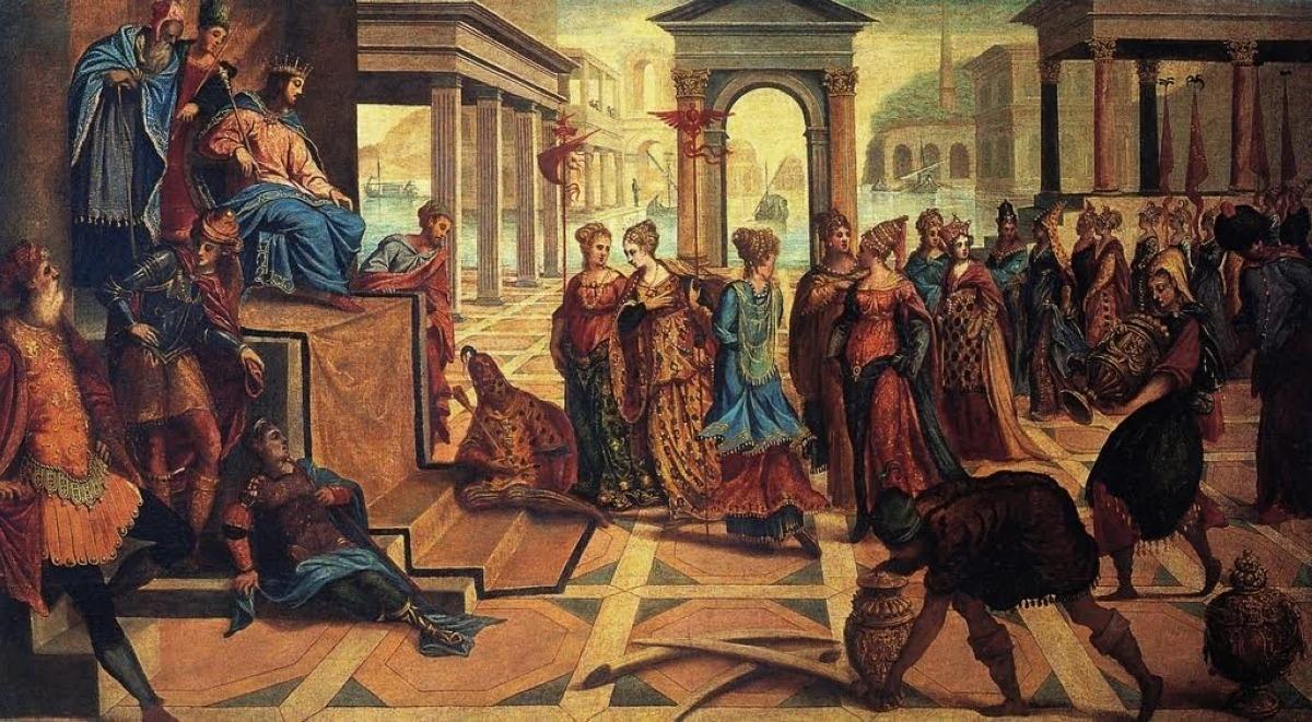 Queen of Sheba in the Bible (1)