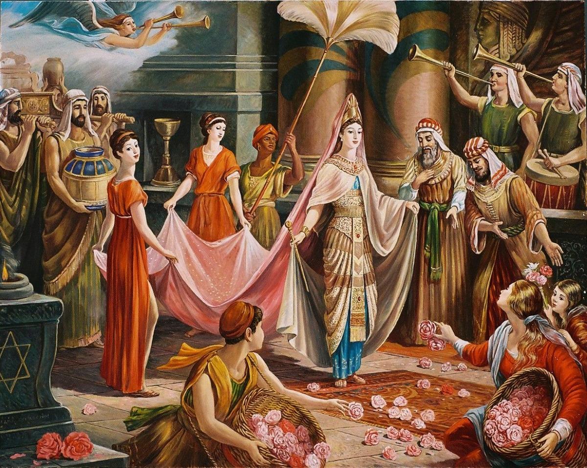 Queen of Sheba in the Bible (2)