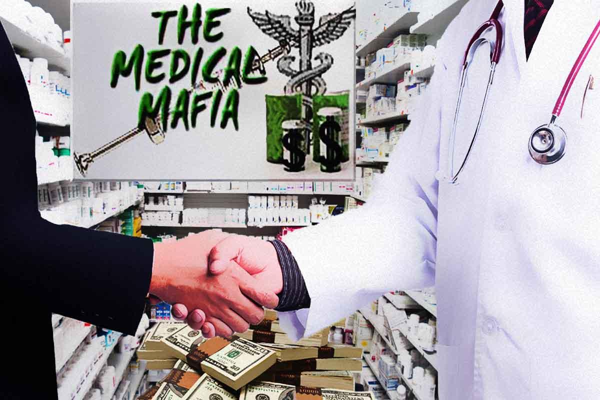 pharmaceutical industries money mafia