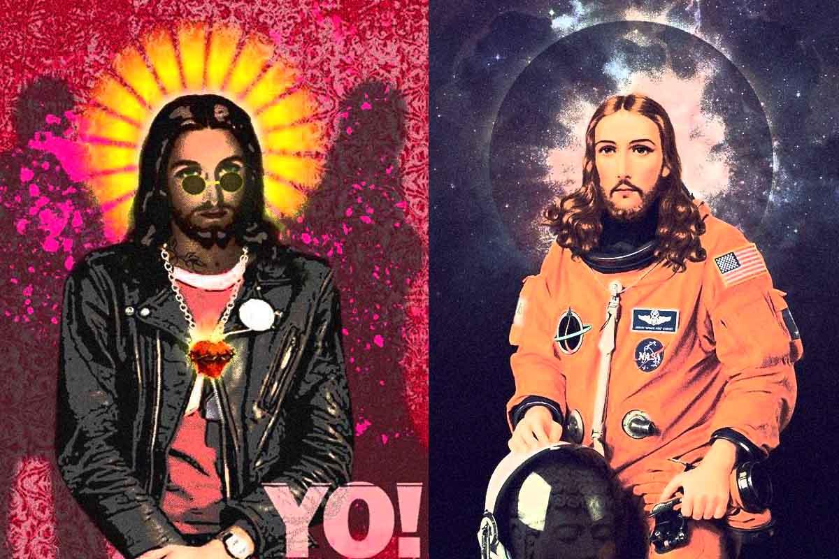 the christ rock star -