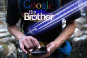 A. I. Google & Big Brother