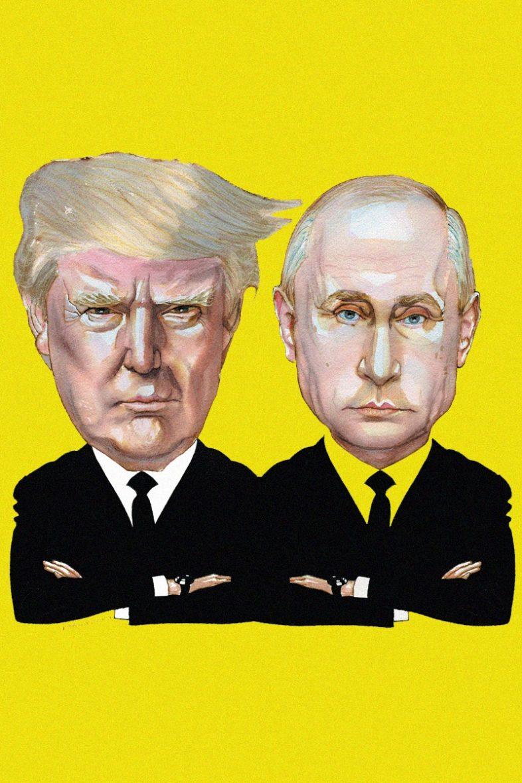 Πούτιν και Τραμπ εναντίον της Ν.Τ.Π.