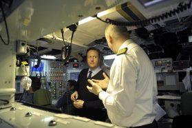 Το πυρηνικό πρόγραμμα «Trident» του UK