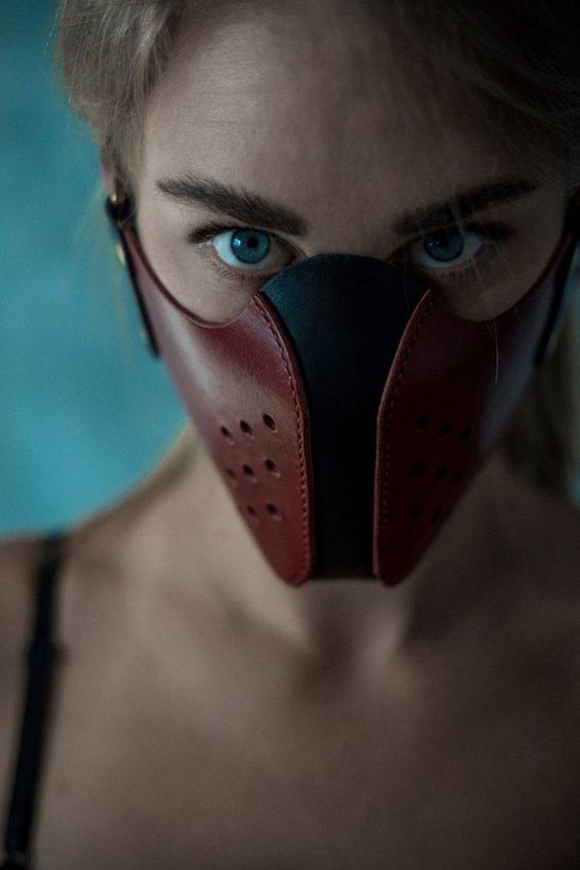 Η μάσκα ως δείγμα ήττας και υποταγής